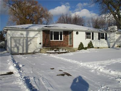 West Seneca Single Family Home A-Active: 136 Christopher Drive