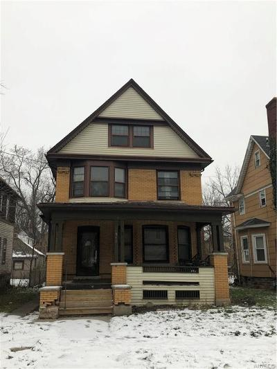 Niagara Falls Single Family Home A-Active: 1940 Whitney Avenue