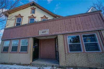 Niagara County Multi Family 2-4 A-Active: 1027 Main Street