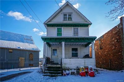 Niagara Falls NY Single Family Home A-Active: $50,000