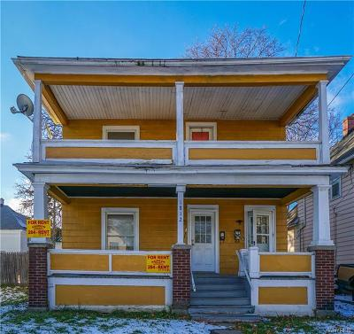 Niagara Falls Multi Family 2-4 A-Active: 1812 18th Street