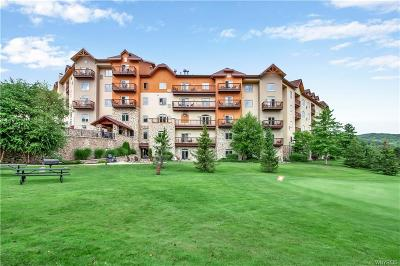 Ellicottville Condo/Townhouse A-Active: 317/319-2 Tamarack Club