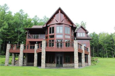 Ellicottville Single Family Home A-Active: 7286 Bibbs Road