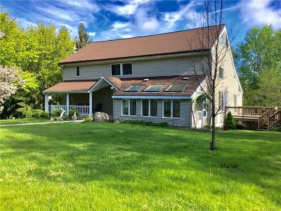 Erie County Single Family Home A-Active: 4675 Eckhardt Road