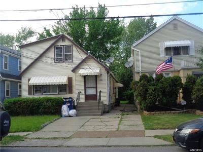 Buffalo NY Multi Family 2-4 A-Active: $89,000