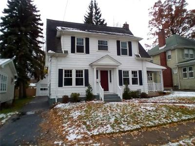 Niagara Falls Single Family Home A-Active: 1235 Wyoming Avenue
