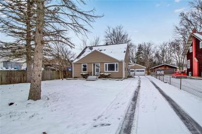 North Tonawanda Single Family Home U-Under Contract: 382 Ward Road