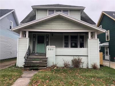 Erie County Single Family Home A-Active: 351 Abbott Road