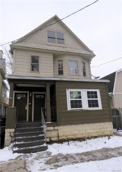 Erie County Multi Family 2-4 A-Active: 13 Norman Avenue