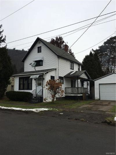 Salamanca Single Family Home C-Continue Show: 58 Great Valley Street