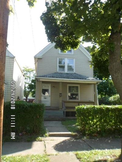 Niagara Falls Single Family Home A-Active: 435 18th Street