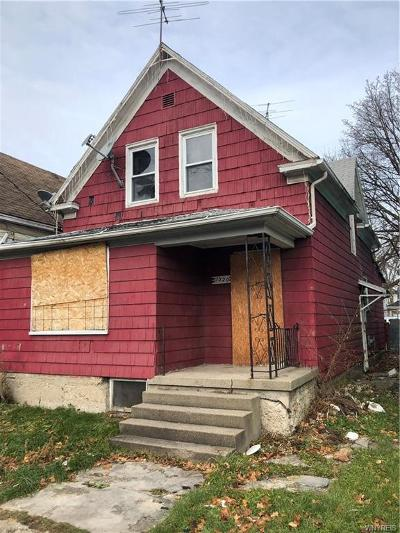 Niagara Falls Single Family Home A-Active: 1320 Ashland Avenue