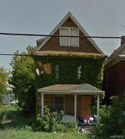 Niagara County Multi Family 2-4 A-Active: 1029 19th Street