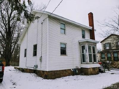 Orleans County Single Family Home A-Active: 808 South Main Street