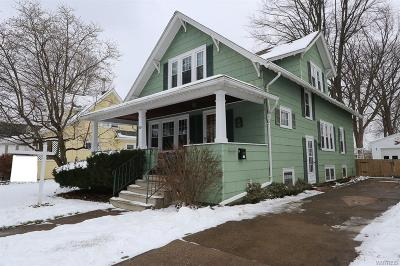 Niagara County Single Family Home A-Active: 169 Jackson Avenue