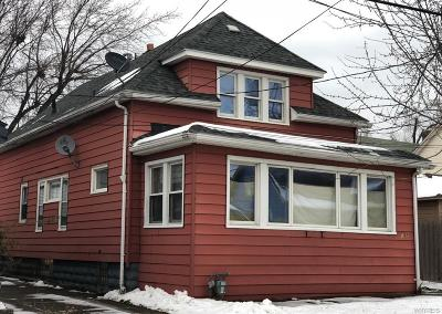 Buffalo Single Family Home A-Active: 166 Hewitt Avenue
