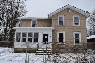 Orleans County Single Family Home A-Active: 123 South Avenue