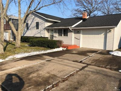 Niagara County Single Family Home P-Pending Sale: 1529 101st Street