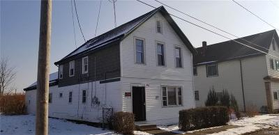 Buffalo Multi Family 2-4 A-Active: 43 Clark Street