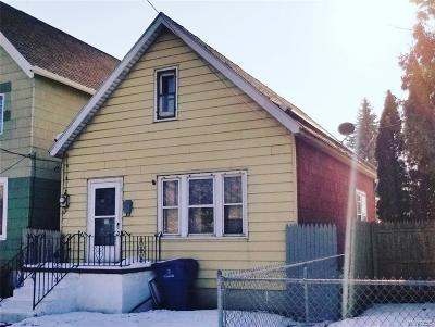 Buffalo Single Family Home A-Active: 837 Perry Street