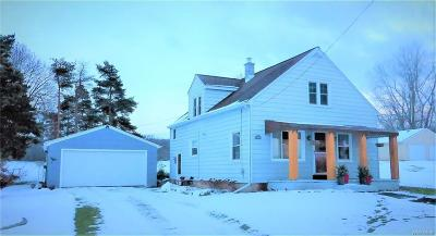 Erie County Single Family Home A-Active: 13865 Bloomingdale Road