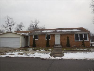 Amherst Single Family Home A-Active: 197 Hirschfield Drive
