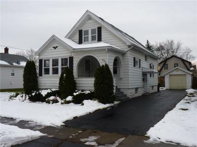 Niagara County Single Family Home A-Active: 579 East Schenck Street