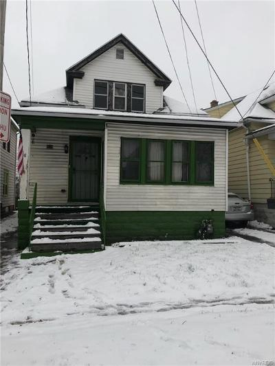 Buffalo Single Family Home A-Active: 58 Fay Street