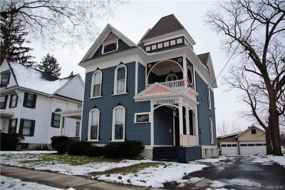 Genesee County Single Family Home A-Active: 27 Summit Street