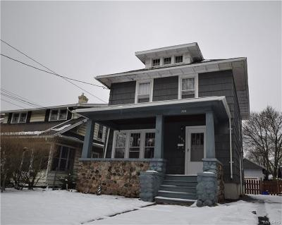 Niagara County Single Family Home A-Active: 595 East Avenue