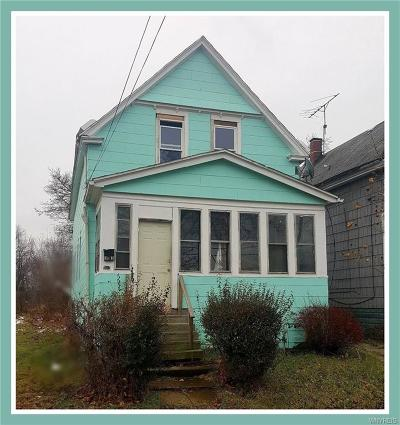 Erie County Single Family Home A-Active: 313 Moselle Street