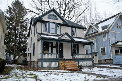 Genesee County Single Family Home A-Active: 172 Ross Street