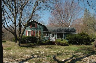 Genesee County Single Family Home A-Active: 3321 Galloway Road