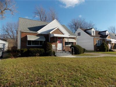 Amherst Single Family Home U-Under Contract: 439 Capen Boulevard