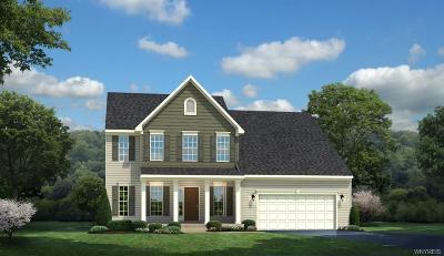 Grand Island Single Family Home P-Pending Sale: 395 Quarry Run
