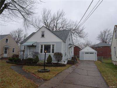 Cheektowaga Single Family Home A-Active: 38 Wellworth Place