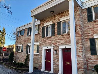 Buffalo Condo/Townhouse A-Active: 309 North St Street #45