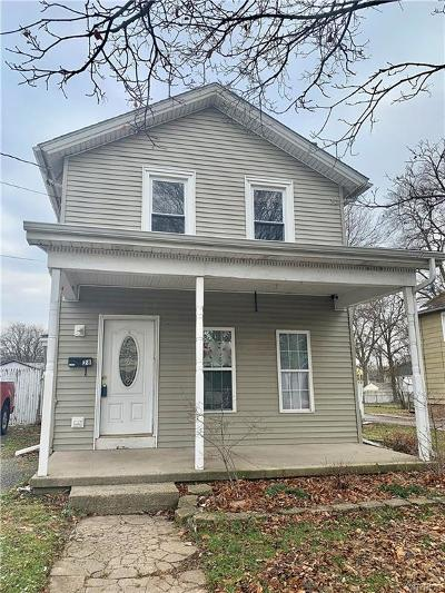 Niagara County Single Family Home A-Active: 28 Erie Street