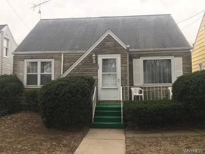 Niagara Falls Single Family Home A-Active: 1345 Roselle Avenue