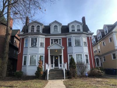 Buffalo Multi Family 5+ A-Active: 547 Linwood Avenue