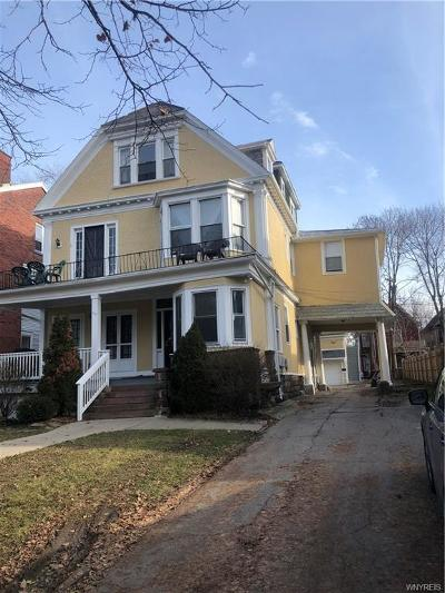 Buffalo Multi Family 5+ A-Active: 539 Linwood Avenue