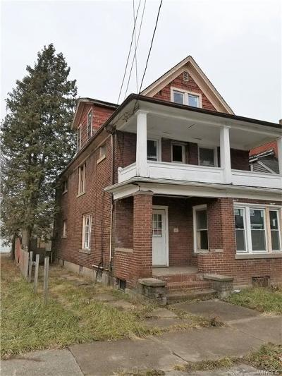 Niagara Falls Multi Family 2-4 A-Active: 1332 Ashland Avenue