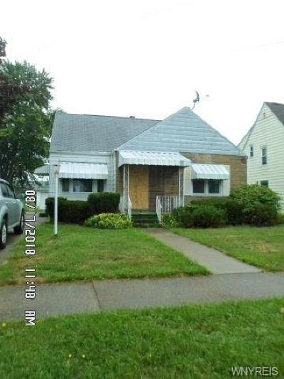 Niagara County Single Family Home A-Active: 307 76th Street