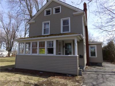 Genesee County Single Family Home A-Active: 156 Vine Street