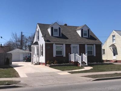 Cheektowaga Single Family Home A-Active: 2814 Harlem Road