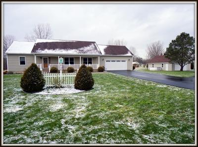 Niagara County Single Family Home A-Active: 2738 Brown Road