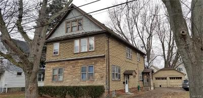 North Tonawanda Multi Family 2-4 U-Under Contract: 138 6th Avenue