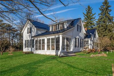 Single Family Home A-Active: 718 Jewett Holmwood Road