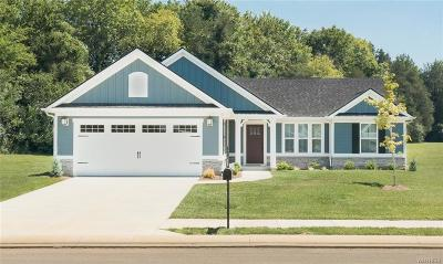 Grand Island Single Family Home A-Active: 141 Stonebridge Road