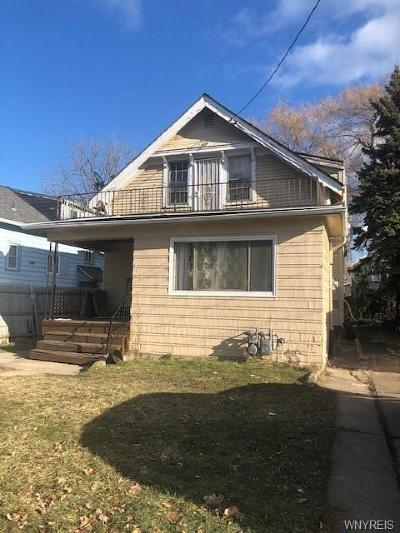 Buffalo Multi Family 2-4 A-Active: 483 Norfolk Avenue